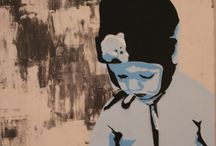 ZAIRA - Street Art Amsterdam - Tag Art Gallery / Street art