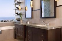Bathrooms / by Judy Broadwater