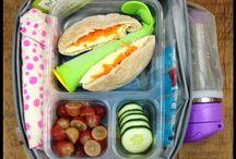 Lunch ideas / by Lindsey Garrett