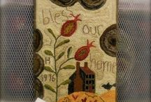 Rug Hooking / Hooked Rugs / by Jane Rhoades