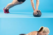 exercises medicine ball