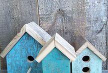 Vogelhuisje/Birdhouse
