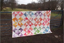 sewing, quilts and stuff / by Catherine James