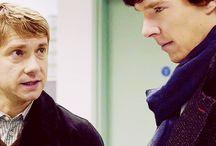 Sherlock / by Julia