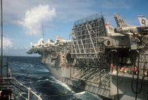 Air Craft Carrier USS Orinskany