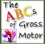 SCIENTIFIC APPROACH/Gross motor skill builders