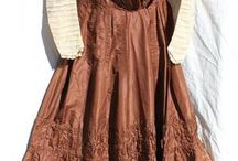 Victorian Clothing / Victorian Clothing - Women's dresses, shirts, tops, petticoats, skirts, etc. / by The Apple Barrel