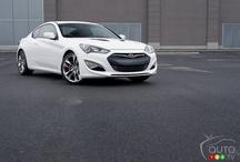 Hyundai Genesis Coupe News
