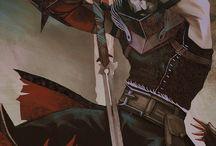 Dragon age l-lll