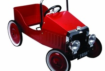 Pedal Cars / by Wood & Stone