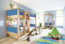 buchenblau // kinderzimmer / Kindermöbel und Einrichtiúngsideen für Kinder