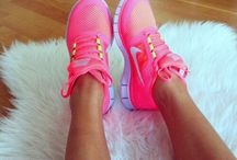 Workout Nike Shoes