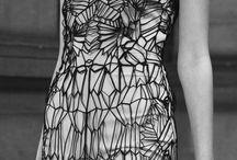 Graphic pattern fashion