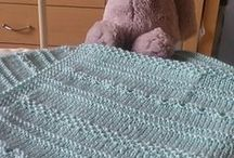 Baby blankets wool
