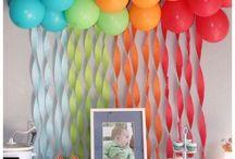 Keine Party ohne Luftballons - schöne Ideen für Deine Kindergeburtstags-Deko