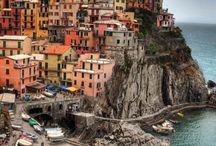 Vacation Spots / by Amanda Fuller
