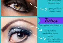 Deep Set Eyes ~ Makeup
