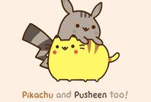 Pusheen!!!