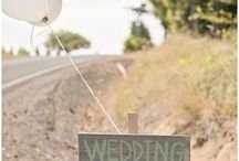 """Wedding """"find the right way"""""""
