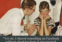 Sad but true / New world problems