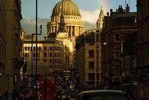 London Rain / by InsideGuide toLondon