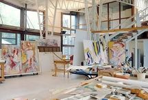 Artists Studio / by Bobbye Sloan