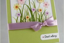 She's a Lady card ideas / by Karen Oligny-Bean