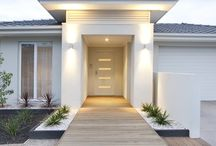House - entrance
