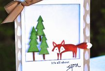 Stampin' Up! Life In The Forest (RETIRED)