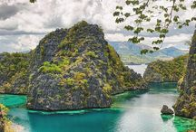 ISLANDS to visit