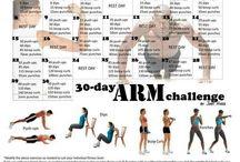 30 day challenge / by Mrs-izzy Estrada