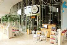Nanny's Pavillon - Le Jardin Des Fleurs / Nanny's Pavillon - Le Jardin Des Fleurs Central Park, Ground Floor, Unit G-213A Jl. Letjen. S. Parman Kav. 28, Jakarta 11470 ☎ (021) 292 00395 / (021) 292 00396