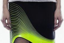 Texture apparel