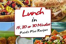 Points plus lunch