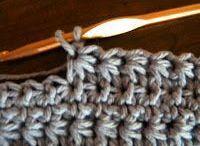 Stitches crochet