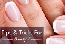 Tips and tricks nails