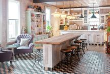 kitchens / by sera