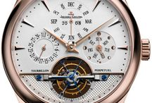 Jaeger-LeCoultre Wristwatches / Some of the best watches in the world are made by Jaeger-LeCoultre.