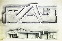 arch drawings