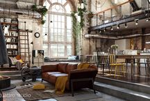 The [Industrial] Living Space