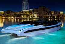 Dariel Boats / Your Tender is the first thing people recognize about you, it is a reflection of you and your style.