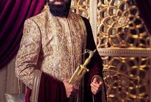 Indian brides n groom Dress