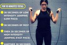 Workout: Jump Rope