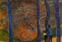 Paul Gauguin / Painting
