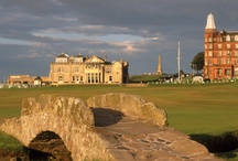 The Famous Old Course  / It's over 600 years old and it's on our door step