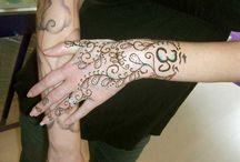 Body Art / Body Art, Tattoos, Piercings, Ink, Henna,Body Paint, Adornments