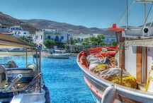 Greece - The island of Kythnos / #Greece#  #Greek islands#