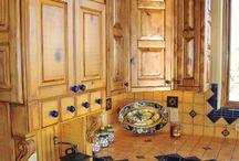 Mexican interior design