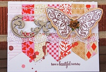 (c) cards/books/paper crafts / cards / by Lori Dlask