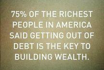Debt Free Living / by Amanda Falany
